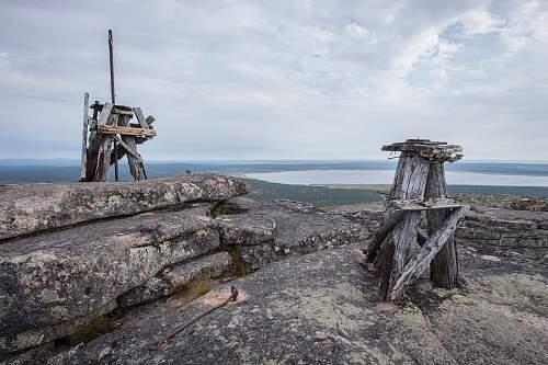 Exploring the Arctic battlefields of northern Finland