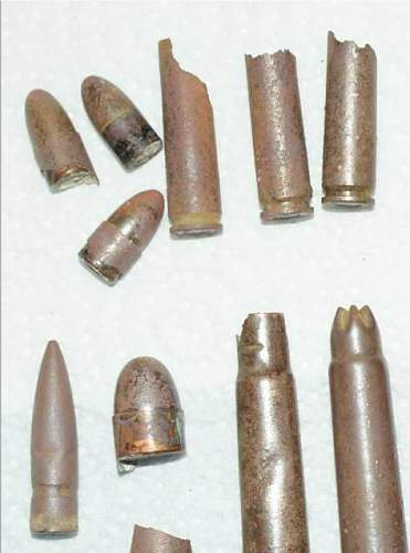 Some more bullets