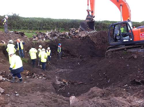 8th AF Airfield Dump Dig - The Sequel.