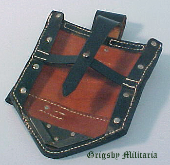 Unknown leather item