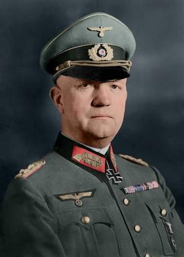 Military Colourised Photos