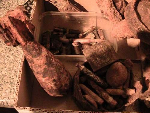 Utah beach still producing finds