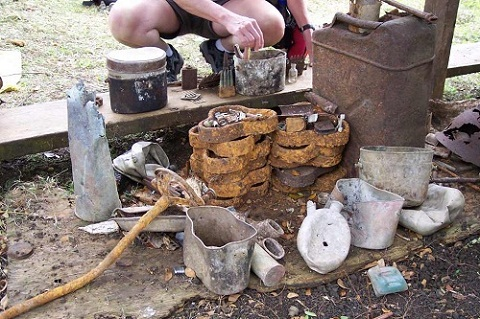 Some interesting finds GUADACANAL
