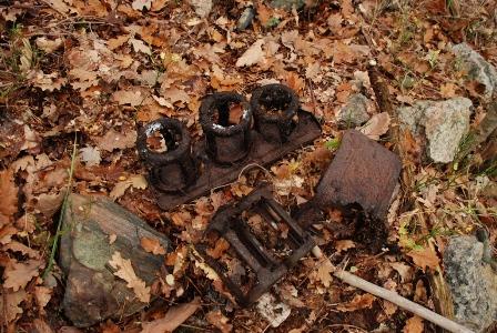 Found in German bunker