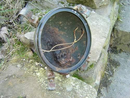Old RAF base find