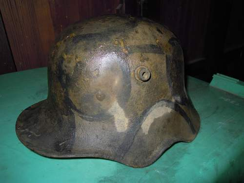 an incredible WW1 ground digged find!!!!!!!