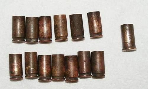 WW2 Gunnery range - April 24th 2011