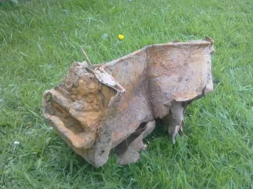 Recent Ypres Salient finds