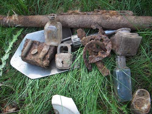 WW2 relics from Denmark