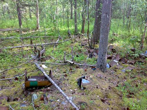 Relic hunting without metal detectors