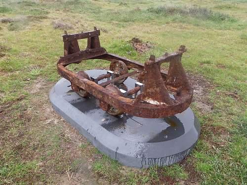 Unique find at Tentsmuir Forest, Scotland