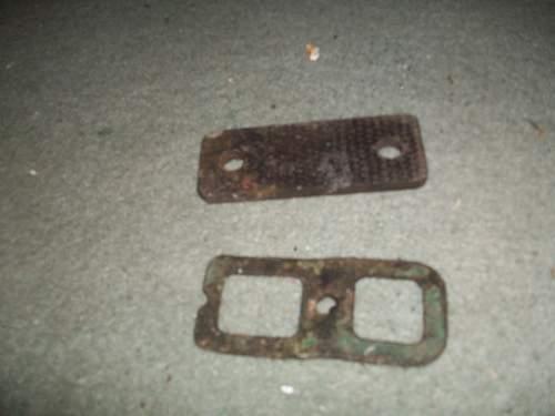 newbie, finds from RAF dump