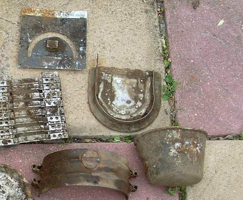 Some nice US 8th Airforce finds 30/1/11