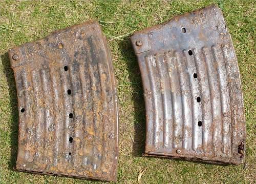 RRPG Group dig - British Army Dump - July 2011