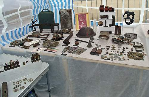RRPG display War and Peace show 2011