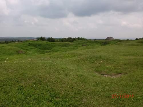 Two days at Verdun.