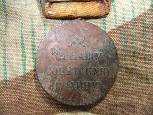 A Few 2010 Finds from the Auwere bridgehead , Narva Battlefields !!