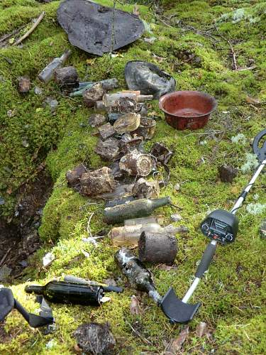 Ditch finds near German airfield
