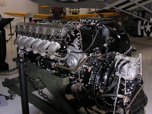 Merlin engine exhaust stubs - Breaking news !