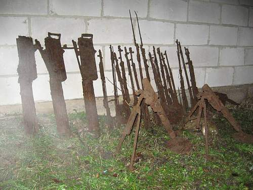 1941 year. Weapons of 22 NKVD regiment