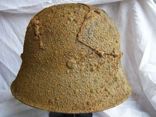 """M42 chickenwire relic field division """"saw dust"""" luftwaffe"""