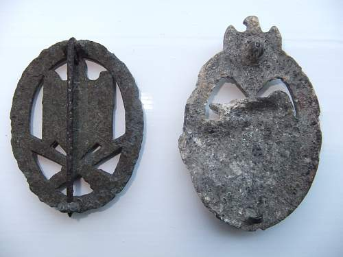 Recent finds from SS Positions at Narva !!