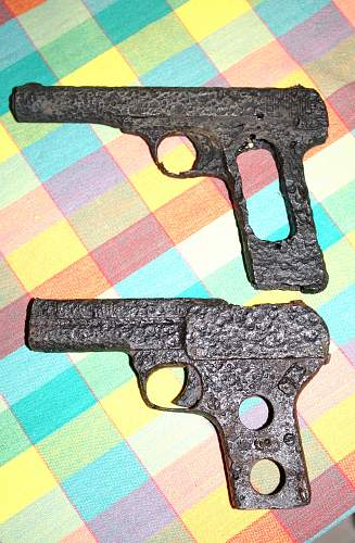 relic weapons of ww1 and ww2