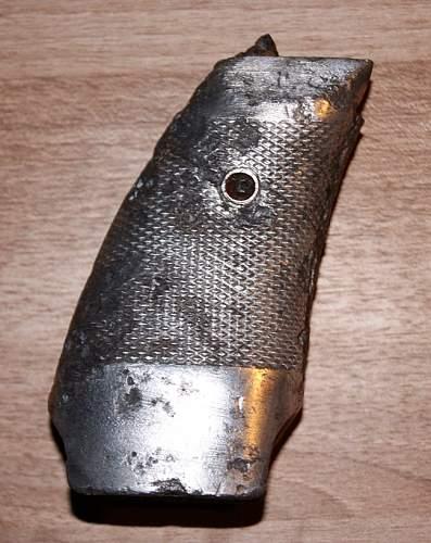 Browning MG handle