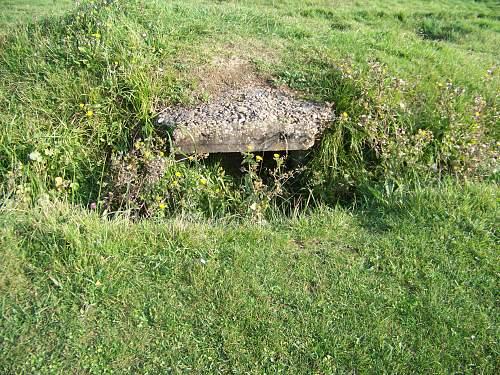 D-day Omaha beach MG barrel found.