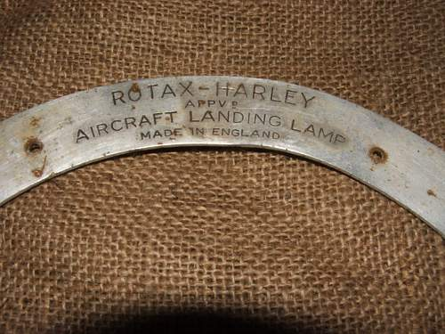 interesting UK Airfield relic thats well marked.