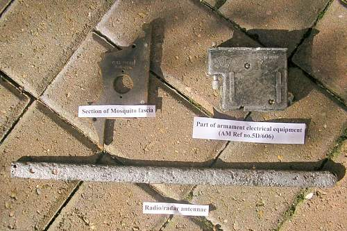Airfield finds over the years