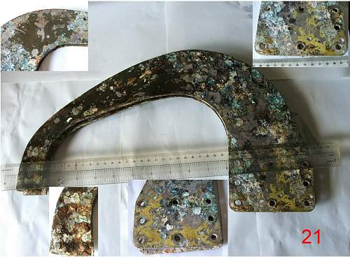 Recent finds from a WW2 UK Airfield.