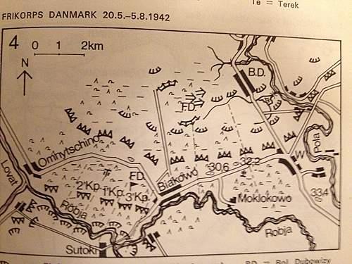 Battle after Demjansk