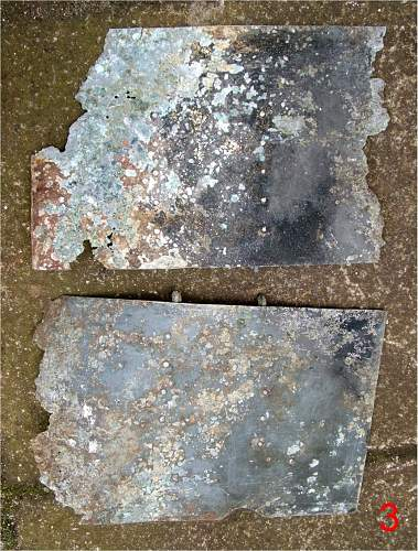 Interesting WW2 USAF Airfield finds.
