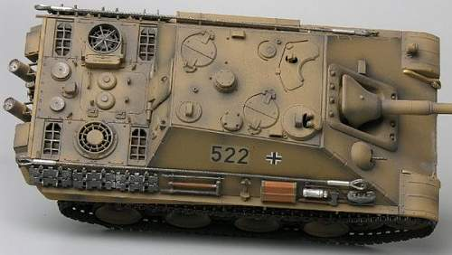 Panzer Hatch Normandy found can you identify?