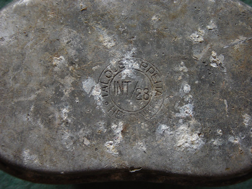 Winter War relic: Finnish Mess tin