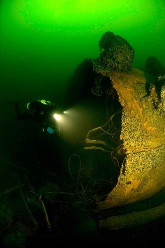 Soviet Submarine S-2 lost in 1940 discovered