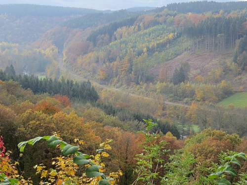 visiting Ardennes, start searching