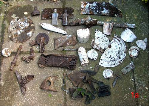 Wow.. Plenty of recent UK Airfield finds.