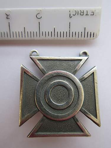 Another airfield detector find.