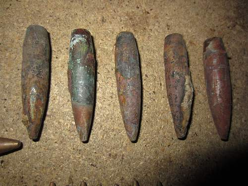 RAF gunnery range finds