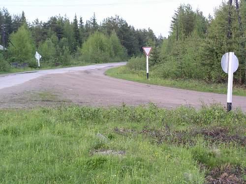 CrossRoad in Kiestinki. Today.small.JPG