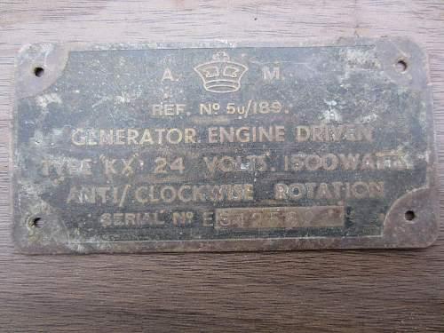 RAF Airfield finds