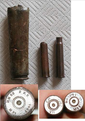 WW2 8th Airforce B-17 Base - New site ---> New FINDS !