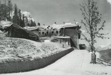 Obersalzberg Relics