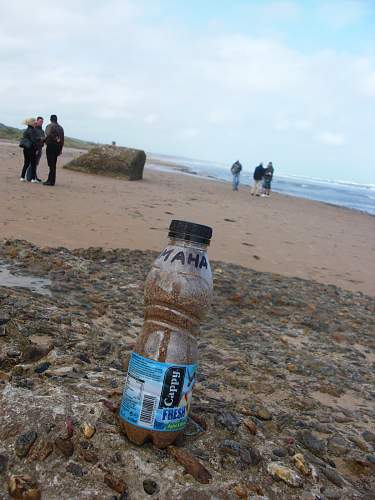 Finding ammo on Normandy Beaches