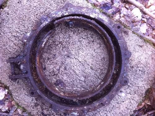 Airfield artefact?