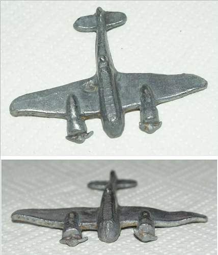 WW2 Airfield barracks - More amazing finds !