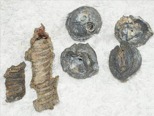 WW2 Gunnery range - 1/2 a ton of finds !