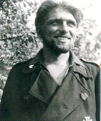 Kurt Knispel, a tank ace with 168-195 kills found in CZ
